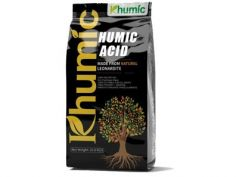 Humic Acid is Effective In Flower Application