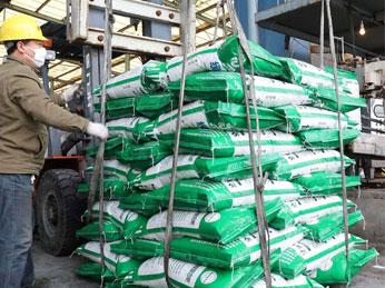 potassium fulvate packing
