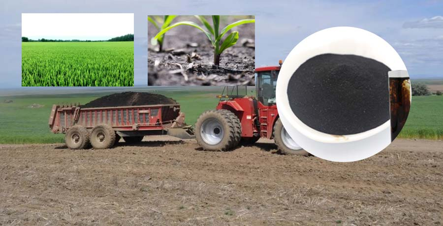 The benefits of humic and fulvic acid