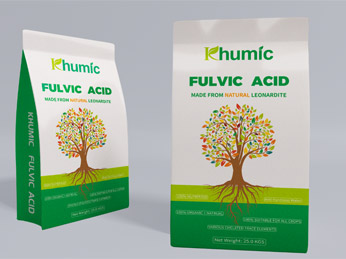 fulvic acid Customizable packaging