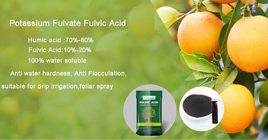 High Active Fulvic Acid From Nature For Nature
